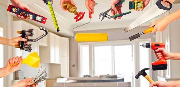 Этапы выполнения ремонта в квартире.