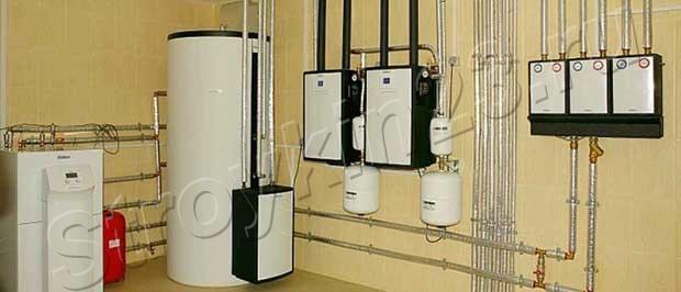 Монтаж отопления - быстро, качественно, недорого.