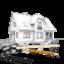 Стротильство домов из пеноблока.