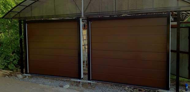 Технологии сварки гаражных ворот