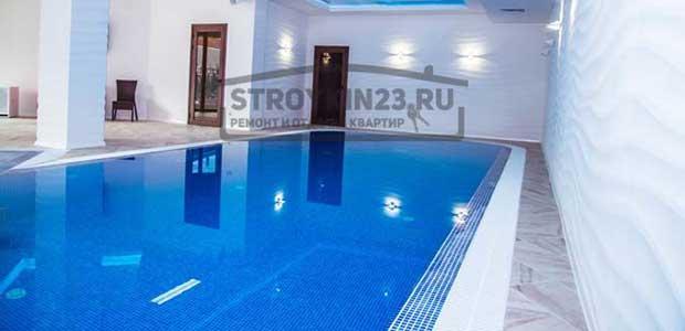 Монтаж бассейнов любой сложности в Краснодаре
