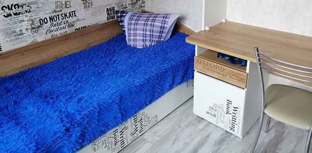 Ремонт комнаты в квартире.